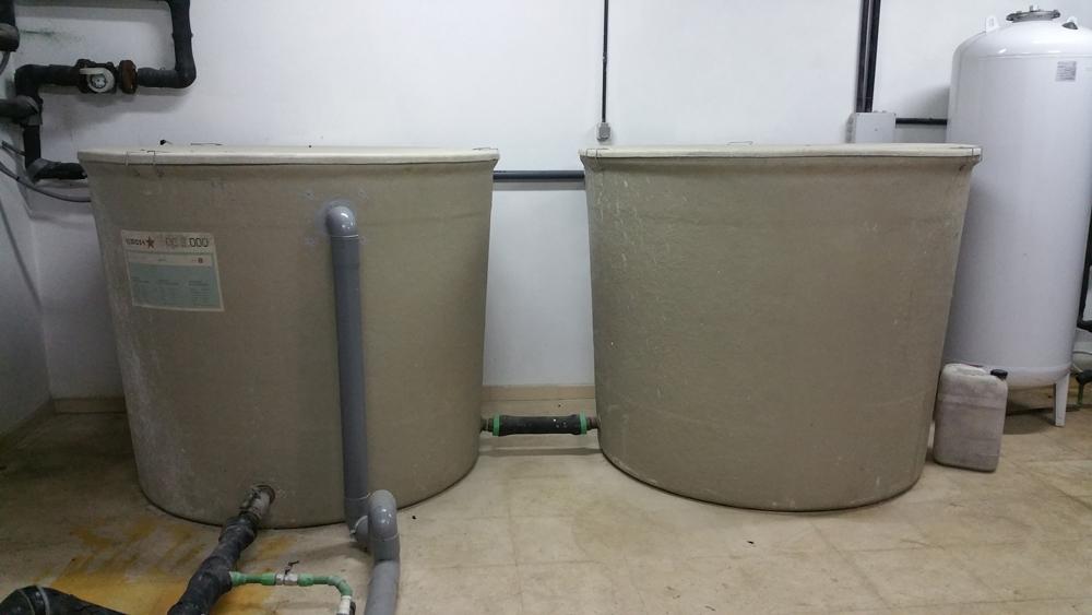 Acumulación de Agua Potable