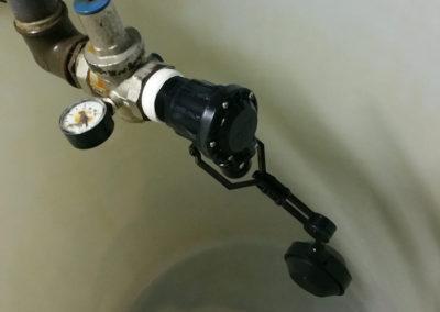 Desinfección de Depósitos de Agua Potable