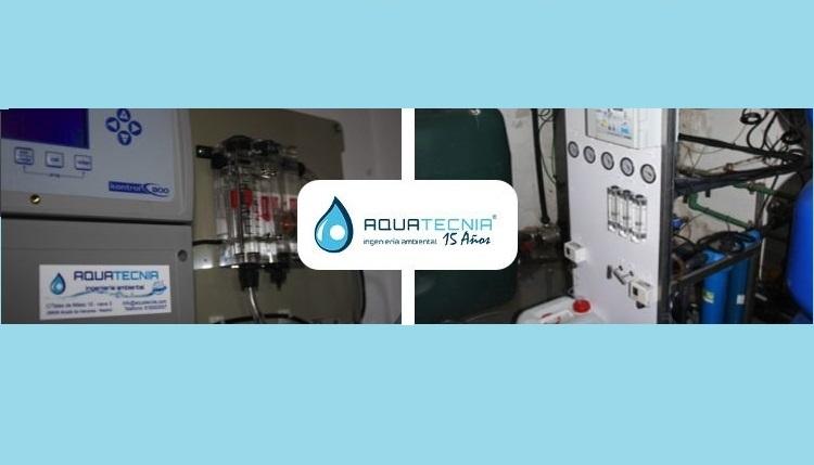 Aquatecnia cierra 2017 con la instalación de varios equipos de Ósmosis Inversa