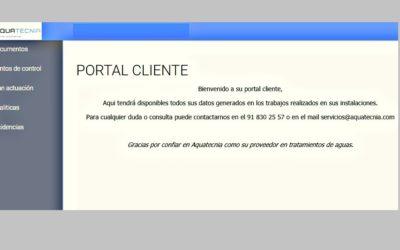 Estrenamos plataforma Web para nuestros clientes!!