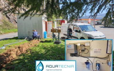 Instalación de panel de cloro y control de pH en Pontevedra